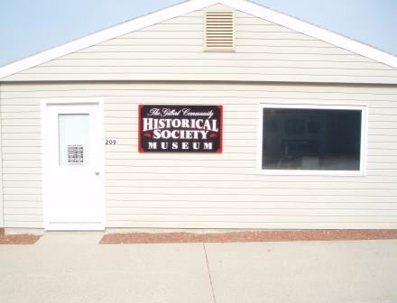 Historical Society building